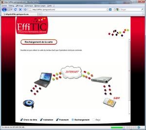 Java PC/SC applet