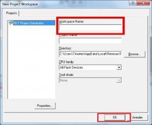 WorkSpace Name