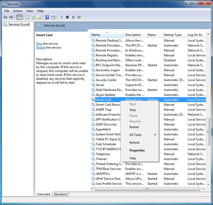 SpringCard PC/SC driver for Windows: installation guide | SpringCard