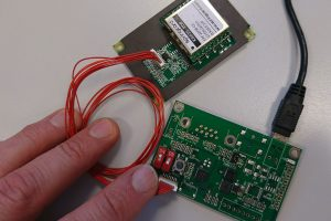 K663-TTL + FPF14200 interface (JST 8 @TTL level to USB)